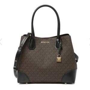 Michael Kors | Mercer Mid Center Shoulder Bag